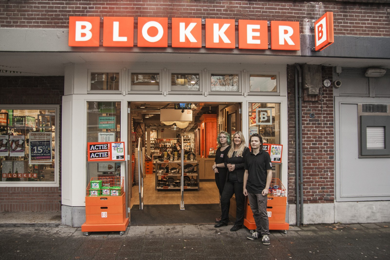 Blokker Maasstraat