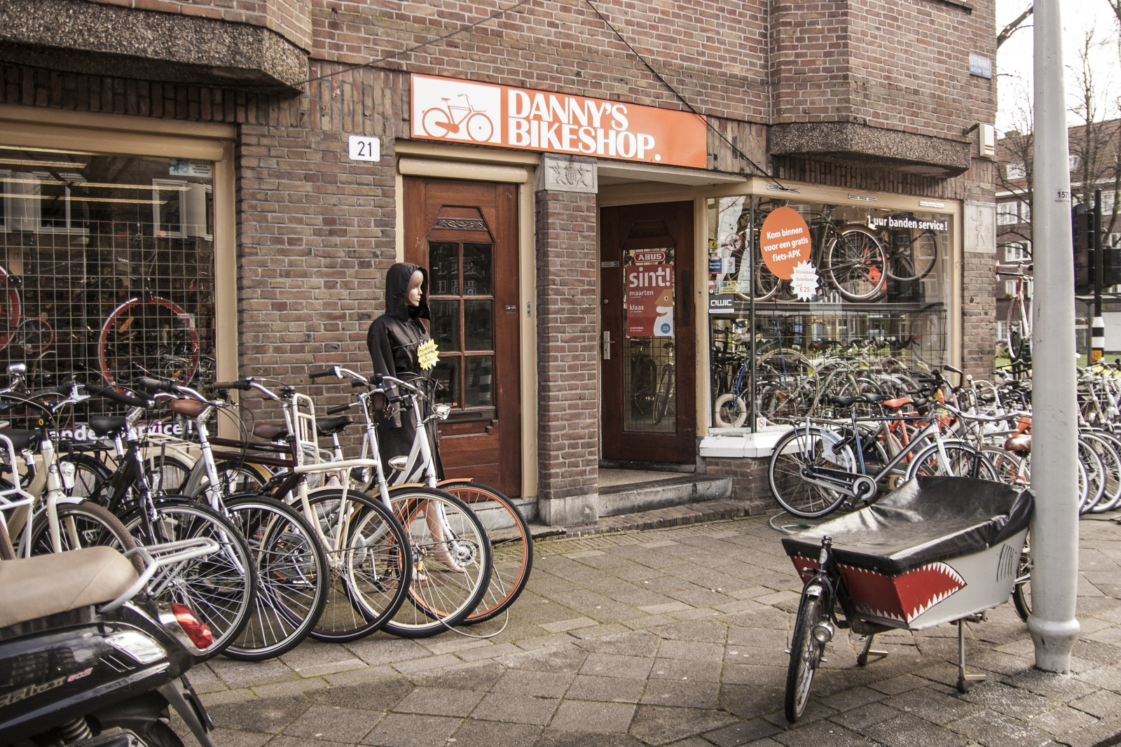 Danny's bikeshop