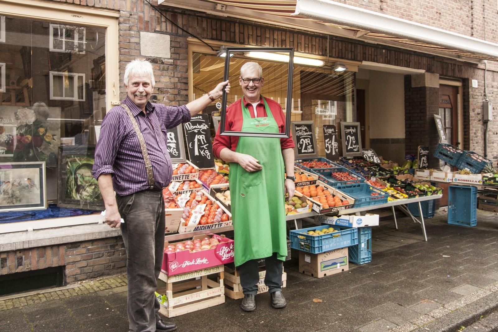 Groente & fruit Maasstraat