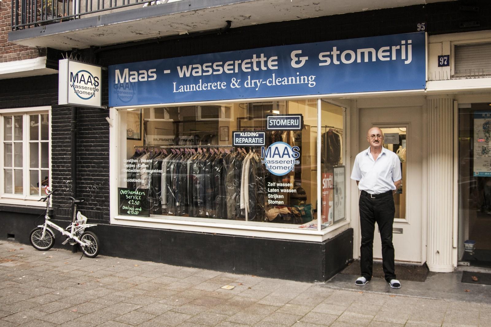 Maas wasserette