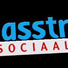 Maasstraat Sociaal logo